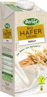 BERIEF Bio Ovesný drink Natur 1l