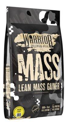 Warrior Mass Gainer banana 5,04kg
