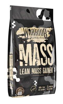 Warrior Mass Gainer double chocolate 5,04kg