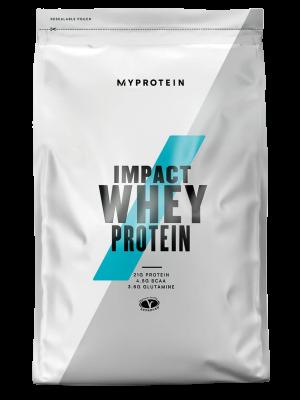 MyProtein Impact Whey Protein Chocolate & Coconut 1000g - MyProtein Impact Whey Protein 1000 g