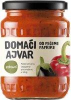 ZDRAVO Ajvar z pečené papriky 560g