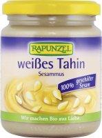 Rapunzel Bio bílé tahini: 100% sezamová pasta 250g