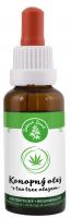 Zelená země Konopný & tea tree olej 30ml