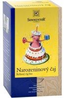 Sonnentor Narozeninový čaj bio dvoukomorový 27 g