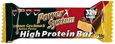 Power System Protein Bar 32% Banana 35g