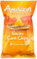 Amaizin Chipsy kukuřičné nacho BIO 150g