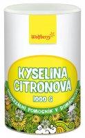 Wolfberry Kyselina citronová 1000g