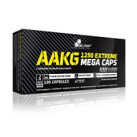 AAKG Extreme Mega Caps 1250, 120 kapslí, Olimp