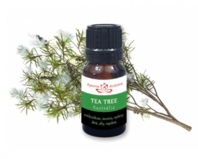 Altevita Bio esenciální olej 100% Tea tree 10 ml