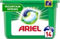 Ariel gelové kapsle Mountain Spring 14ks