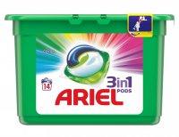 Ariel gelové kapsle Color 14ks