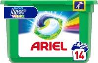 Ariel gelové kapsle Touch of Lenor 14ks