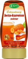 4slim Čekankový beta-karoten nektar 350g - Heinz Čekankový beta karoten nektar 350 g