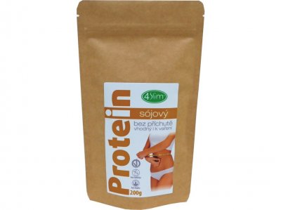 4Slim Sójový protein 200 g