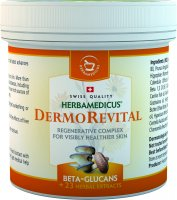 Dermorevital 250ml - Herbamedicus Dermorevital multiaktivní balzám 250 ml