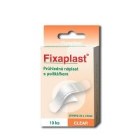 Náplast Fixaplast CLEAR strip 10ks