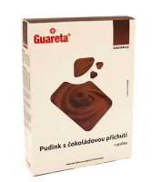 Guareta Čokoládový pudink v prášku 3x35g