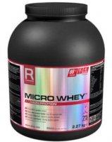 Reflex Nutrition Micro Whey Banán 2270g - Reflex Nutrition Micro Whey Native 2270 g