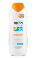 ASTRID SUN mléko na opalování SPF20 400ml