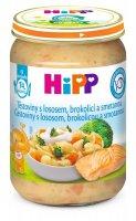 HiPP s lososem brokolicí a smetanou 250 g