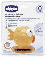 Teploměr do vody rybka - oranžová - Chicco Teploměr RYBYČKA