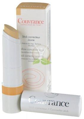 Avene Couvrance korekční tyčinka pro citlivou pleť Yellow Neutralizes Blue-Toned Flaws 3 g