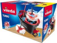 Vileda 151153 Easy Wring & Clean Turbo mop + kbelík
