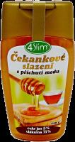 4slim Čekankové slazení s příchutí medu 250g - 4Slim Čekankové slazení s příchutí medu 250 g