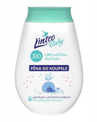 Dětská pěna do koupele 250ml LINTEO BABY