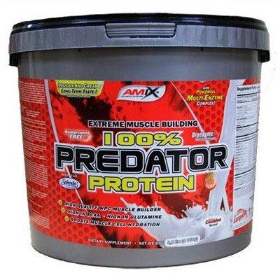 Amix 100% Predator protein, čokoláda, 4000g