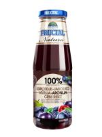NATURA aronie hrozno jablko višně 100% 700ml