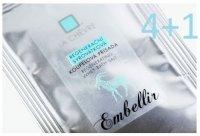 La Chevre Embellir regenerační syrovátková koupelová přísada 5 x 40 g