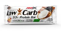 Amix Low-Carb 33% Protein Bar, Coconut-Chocolate, 60g