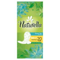 Naturella intimky Normal 20ks Green Tea