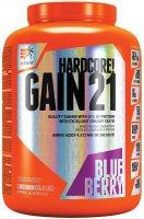 Extrifit Hardcore Gain 21 3kg borůvka - Extrifit Hardcore Gain 21 3000 g