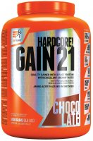 Extrifit Hardcore Gain 21 3kg čokoláda - Extrifit Hardcore Gain 21 3000 g
