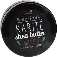 Bambucké máslo BioKarité 200ml