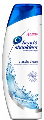 Head & Shoulders šampón 2v1 Classic Clean 225ml
