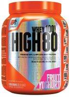 Extrifit High Whey 80 1000g ovocný jogurt - Extrifit High Whey 80 1000 g