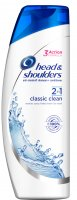 Head & Shoulders šampón 2v1 Classic Clean 360ml