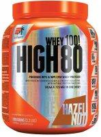 Extrifit High Whey 80 1000g lískový oříšek - Extrifit High Whey 80 1000 g