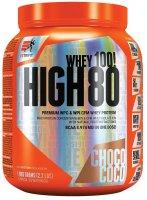 Extrifit High Whey 80 1000g čokoláda kokos - Extrifit High Whey 80 1000 g