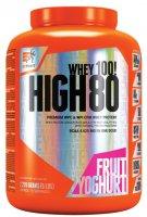 Extrifit High Whey 80 2,27kg ovocný jogurt