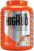 Extrifit High Whey 80 2,27kg oříšek-nugát - Extrifit High Whey 80 2270 g