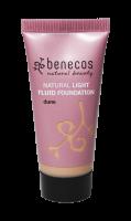 Benecos lehký fluid make-up Dune BIO VEG 30ml