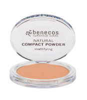 Benecos Compact Powder Beige 9 g