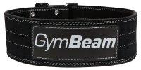 Fitness opasek Arnold – GymBeam black – velikost S