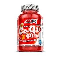 Amix Coenzyme Q10 60mg, 100 tobolek