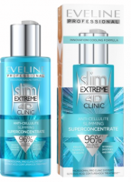 Eveline SLIM 4D CLINIC Koncentrát s chladivým efektem 150ml