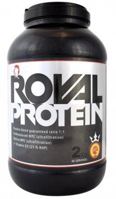 MyoTec Royal Protein Čokoláda-banán 2kg